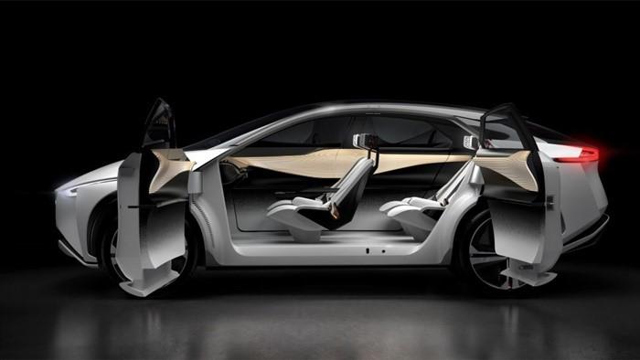 IMX-inspired EV crossover เดินทางได้ระยะทางสูงสุด 600 กิโลเมตรเลยทีเดียว