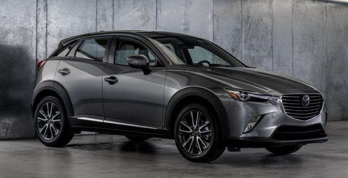 รถอเนกประสงค์ Mazda CX-3 2019