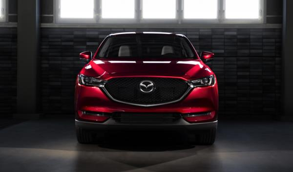 ​​All-New Mazda CX-5 2020