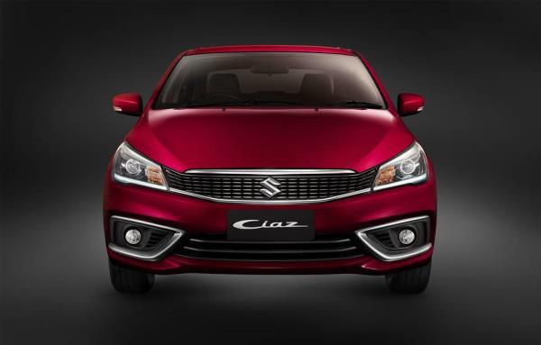 Suzuki เปิดตัว Suzuki Ciaz ไมเนอร์เช้นจ์ในตลาดรถไทยวันที่ 2 มีนาคม 2563