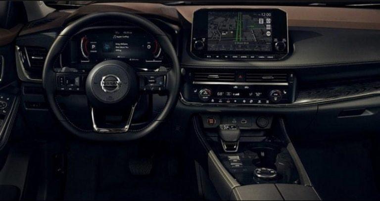 ภายในห้องโดยสาร ยกแนวคิดงานออกแบบใหม่ทั้งหมดจาก Nissan
