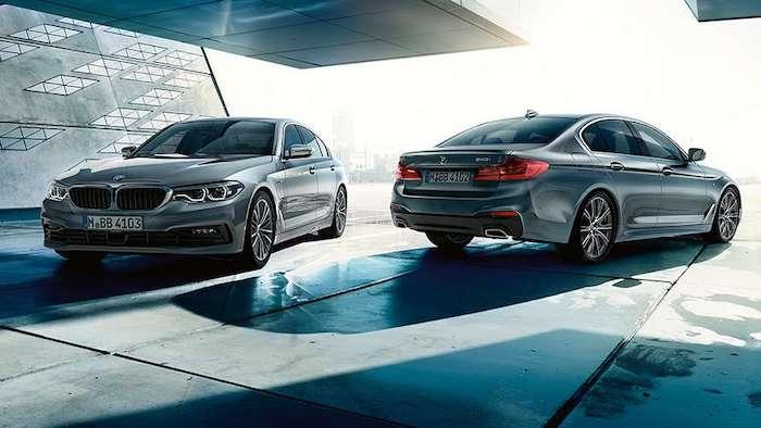 รีวิวภายนอก BMW 520d 2020