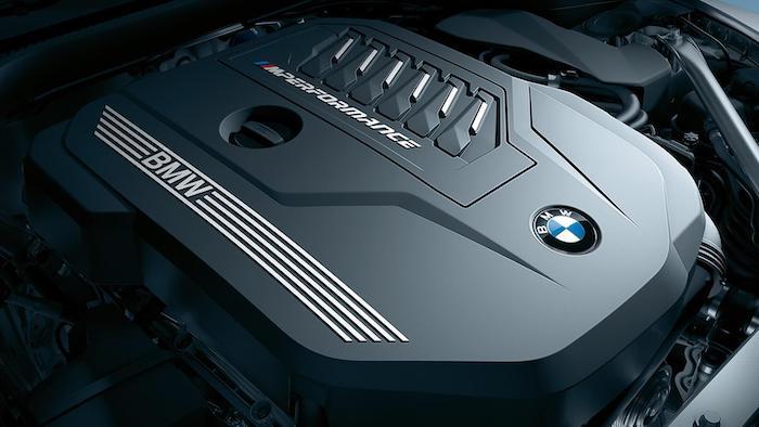 เครื่องยนต์เบนซิน 6 สูบ เทคโนโลยี BMW TwinPower Turbo