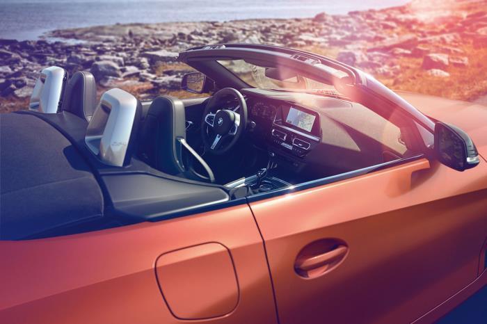 BMW Z4 2020 กับการดีไซน์ใหม่สุดสวย