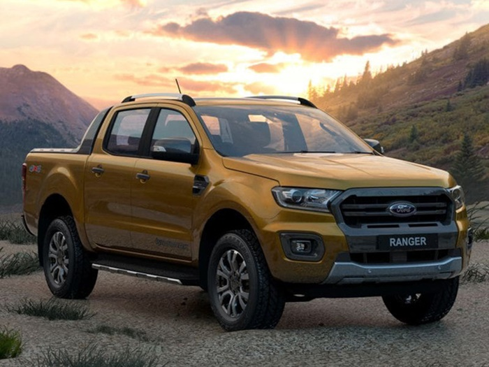 Ford Ranger 2020 รุ่น Double Cab