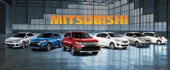 ราคารถยนต์มิตซู - ราคาและตารางผ่อนดาวน์ Mitsubishi ล่าสุด 2020