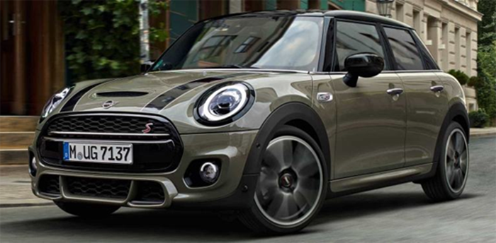 MINI Cooper 5 Door Hatch 2020