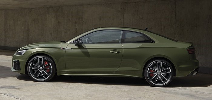 Audi A5 2020 อุปกรณ์ความปลอดภัยครบครัน