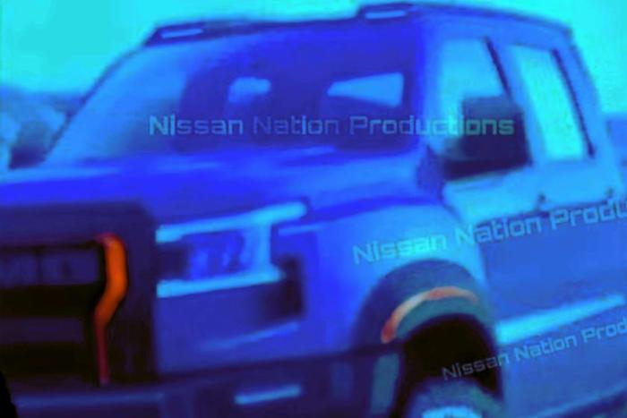 ภาพ Render All New Nissan Navara