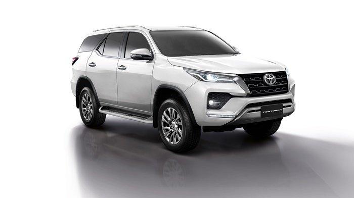 Toyota Fortuner 2020 รุ่นมาตรฐาน