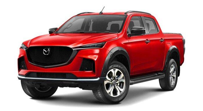 Mazda BT-50 Pro 2020