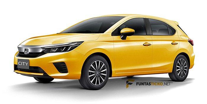 Honda City Hatchback 2020