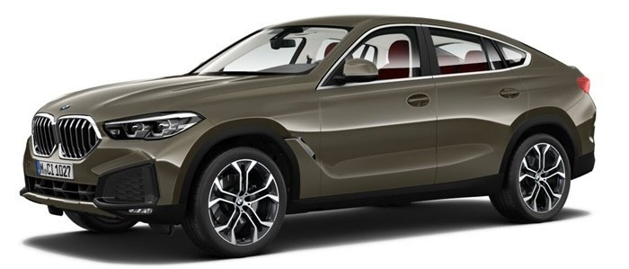ราคา ตารางผ่อน ดาวน์ BMW X6 2020