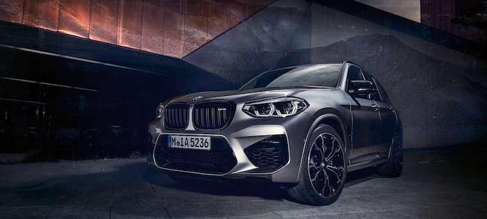 ราคา ตารางผ่อน ดาวน์ BMW X3 M 2020