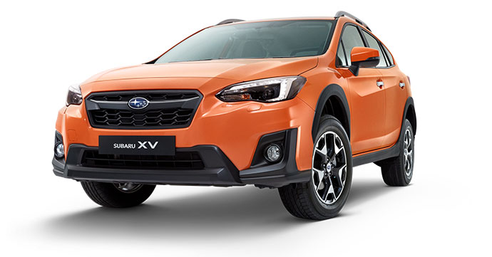 ราคา ตารางผ่อน ดาวน์ Subaru XV 2020