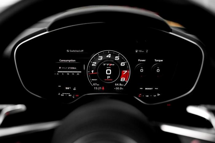 Audi TT RS Coupe quattro 2020