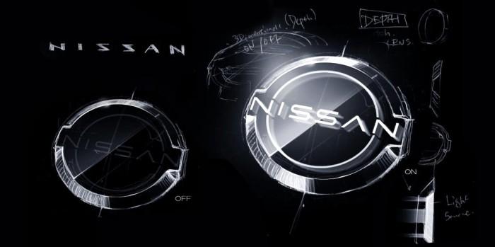 การออกแบบโลโก้ใหม่ นิสสัน