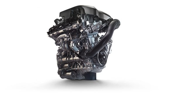 เครื่องยนต์ BMW 4