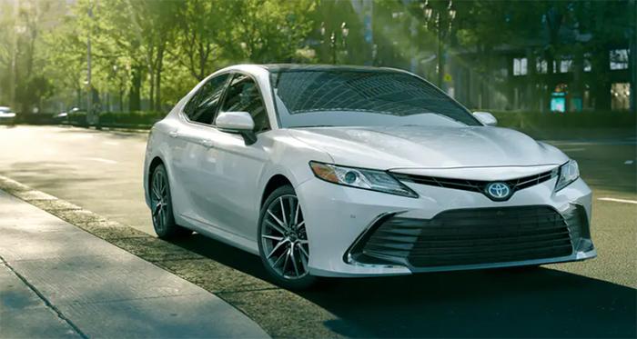 New Toyota Camry 2021