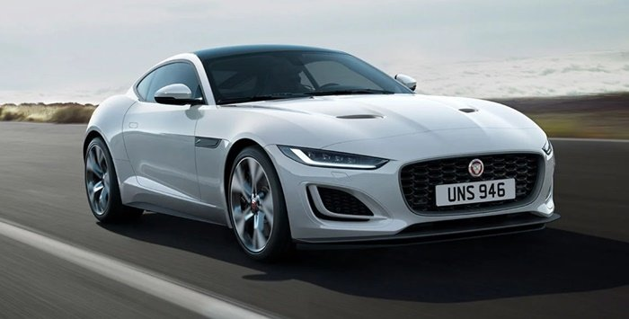 ราคา Jaguar F-TYPE 2020