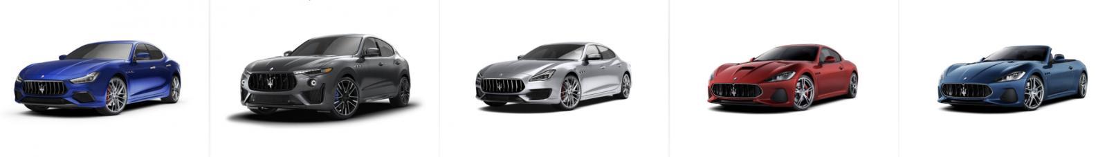 ราคารถ Maserati  - ราคาเเละตารางผ่อนดาวน์ Maserati ล่าสุด 2020
