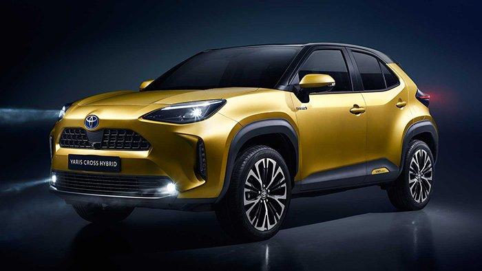 Toyota Yaris Cross 2021ราคา
