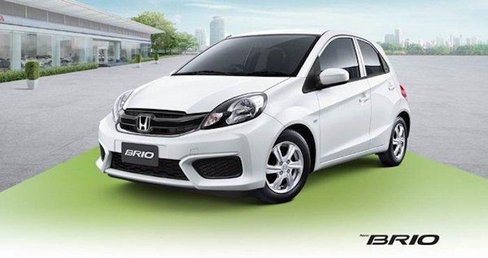 ราคา Honda Brio 2020