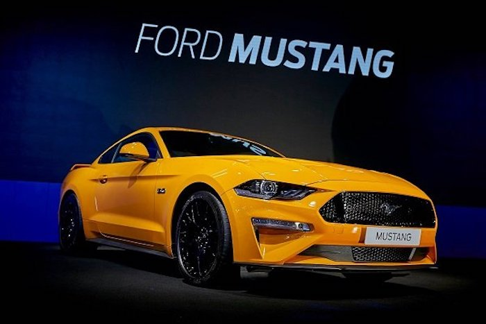 Ford Mustang ราคา