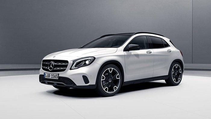 รีวิว Mercedes Benz GLA 2020