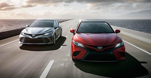 Toyota Camry 2019 VS Camry 2018 ใครดีกว่ากัน
