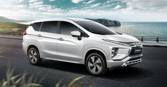 Mitsubishi Xpander 2021 ราคา
