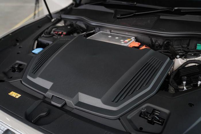 ขุมพลังไฟฟ้า Audi e-tron Sportback 2021