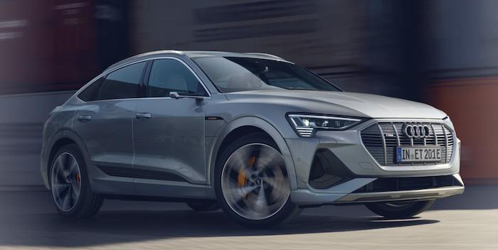 ราคา Audi e-tron sportback 2020