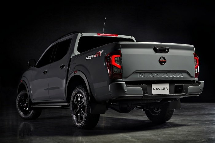Nissan Frontier 2021 usa