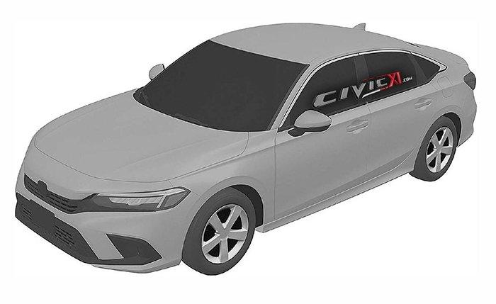 all new Honda Civic 2021