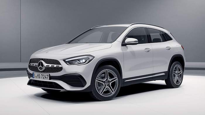 ราคา Mercedes Benz GLA 2021