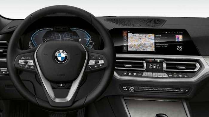 รีวิวภายนอก BMW Series 3 2021