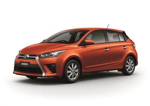 ขายรถ Toyota YARIS ปี 2013