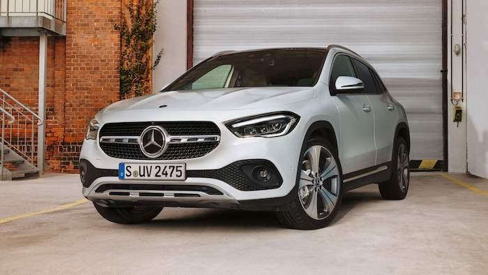 รีวิวภายนอก Mercedes Benz GLA 2021