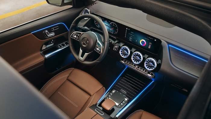 รีวิวภายใน Mercedes Benz GLA 2021