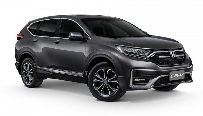 Honda CR-V โฉมใหม่