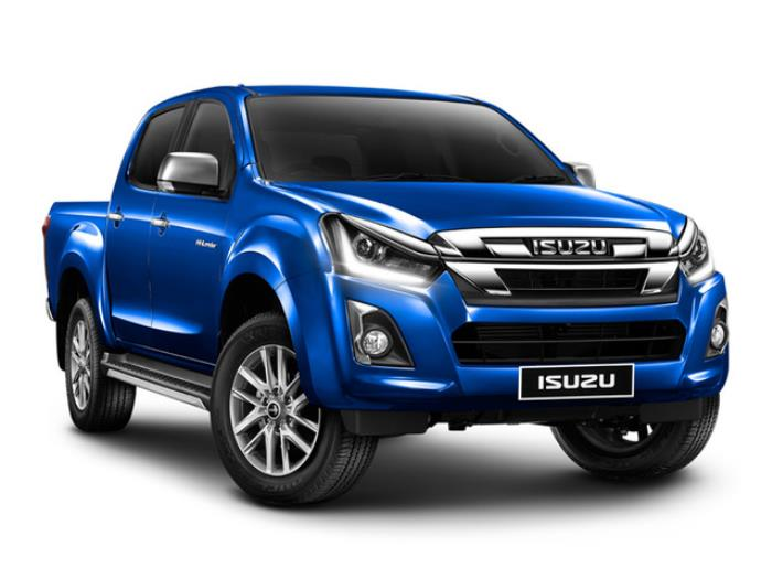 All-new Isuzu D-Max Cab4