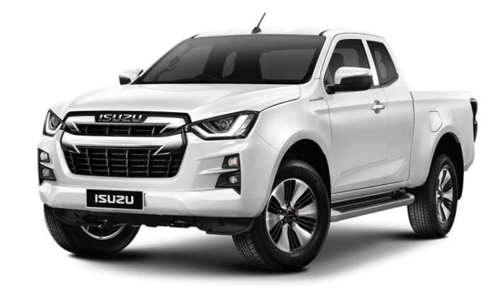 All-new Isuzu D-Max Hi-Lander 2 Doors
