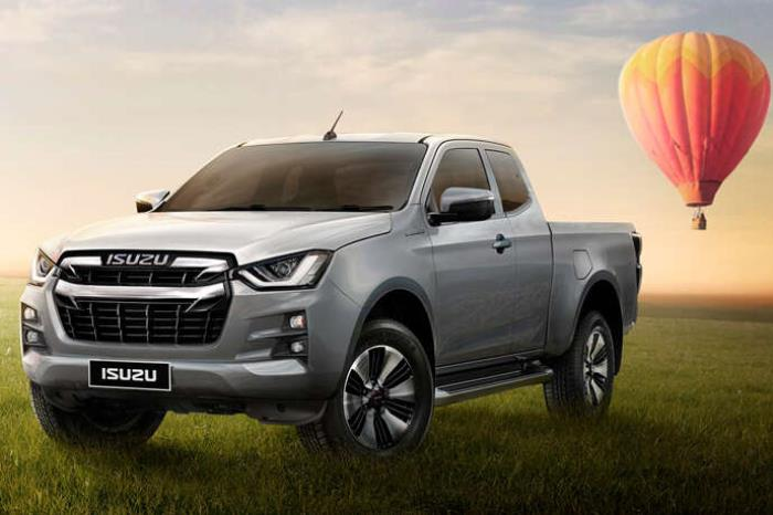 All-new Isuzu D-Max Spacecab