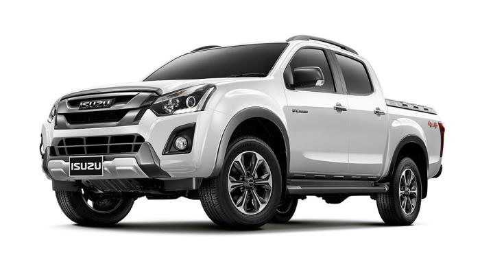All-new Isuzu D-Max V-Cross 4×4