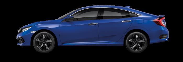 การออกแบบของ Honda CIVIC 2019