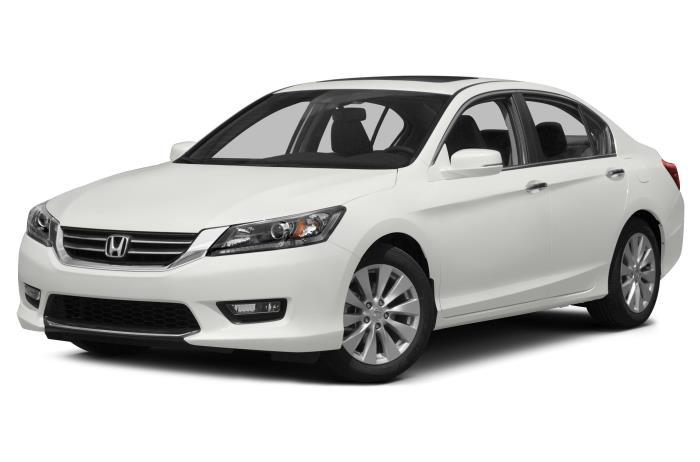 ดีไซน์ภายภายนอกของ Honda Accord 2013