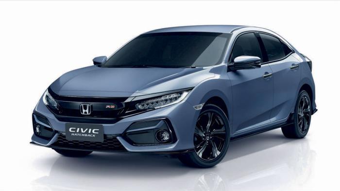 ภายนอก Honda Civic 2020