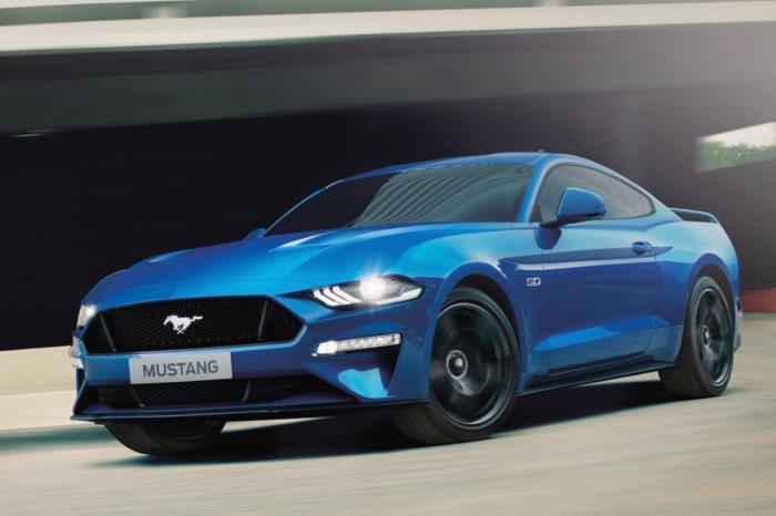 Ford Mustang (ฟอร์ด มัสแตง)