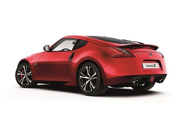ภายนอก Nissan 370Z